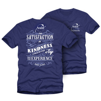 Satisfaction shirt