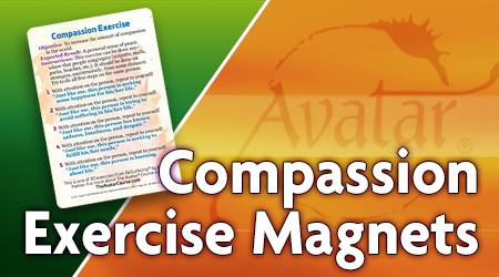 Compassion Exercise Magnets