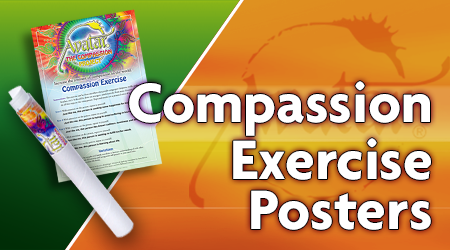 Compassion Exercise Posters