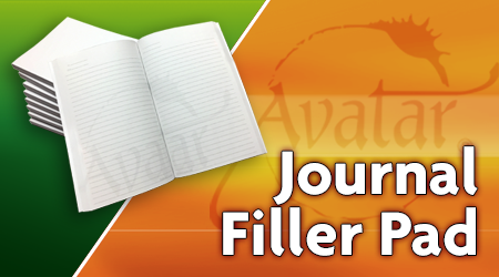 Journal Filler Pad
