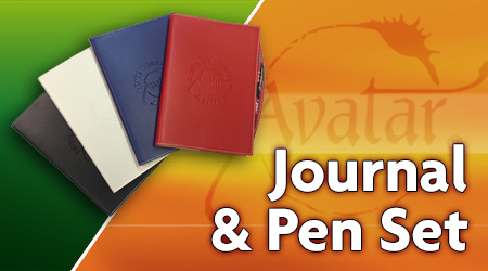 Journal & Pen Set
