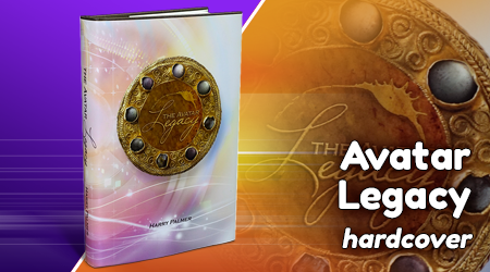 The Avatar Legacy - Hard Cover