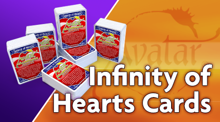 Infinity of Hearts Cards